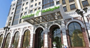 Гостиница Holiday Inn в Краснодаре