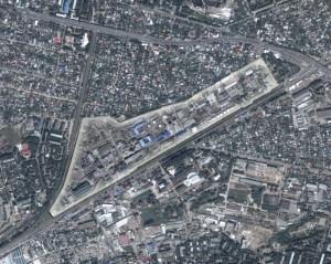 Реконструкция территории МЖК в г. Краснодар