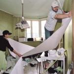 Порядок этапов ремонта квариры с перечнем работ