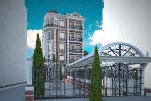 Многоквартирный дом Черкеск