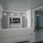 Интерьер 3х квартир
