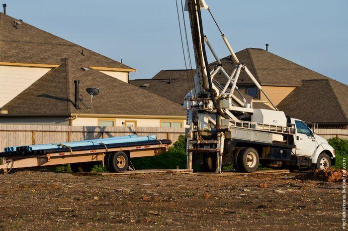 Как строят южные дома в США?