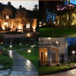 Освещение для ландшафтного дизайна