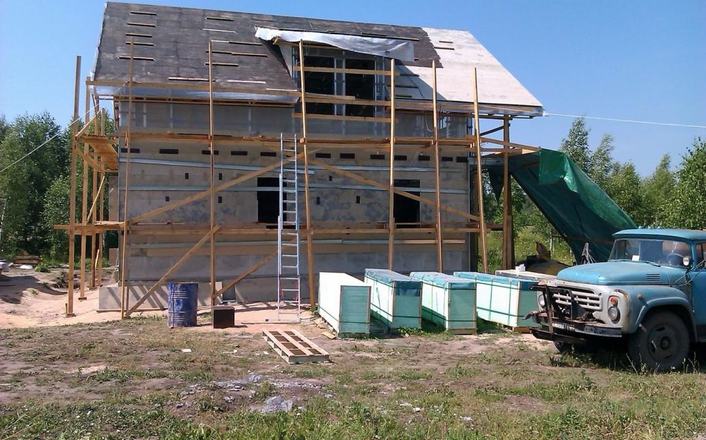 экономия в строительстве частного дома