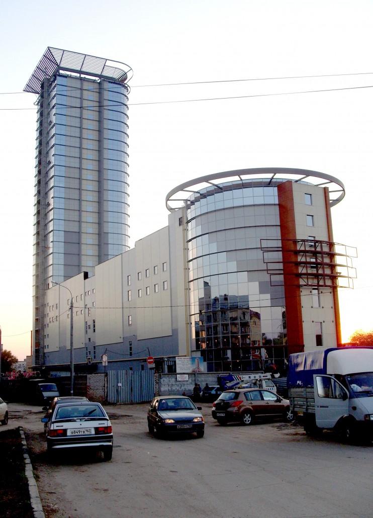 проект офисного здания по феншуй