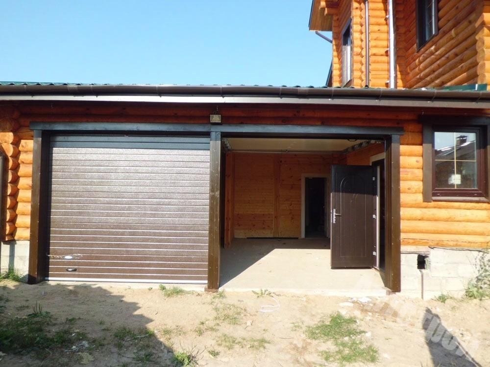 Ширина гаража в жилом доме