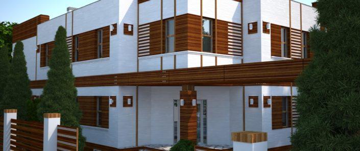 Проект ж частного дома