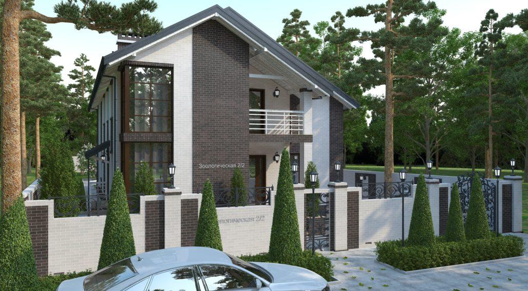 проект частного дома в краснодаре