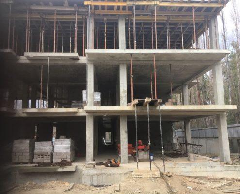 реконструируемый фасад